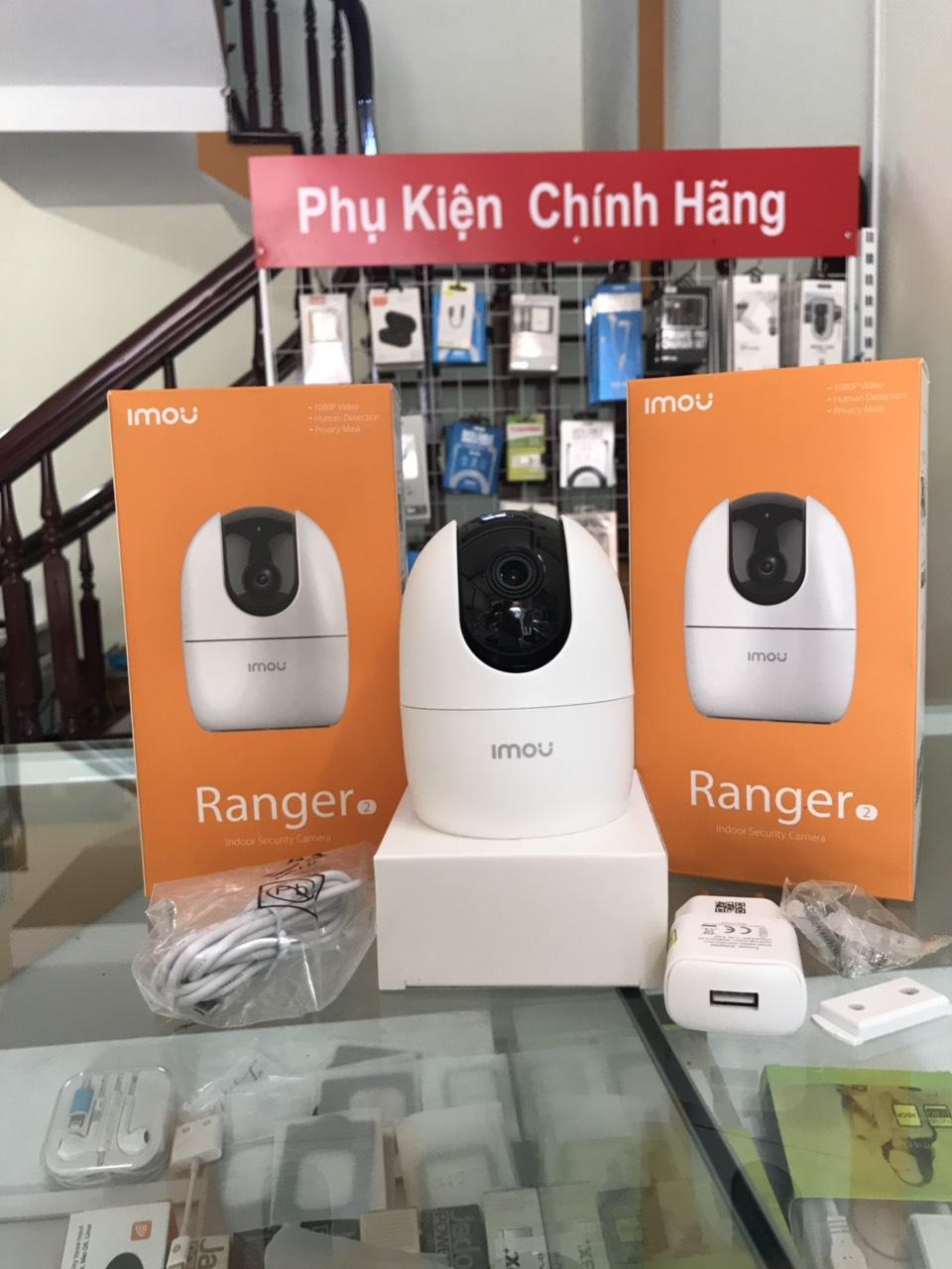 Camera IP WIFI IMOU IPC-A22EP ( 2.0MP ) DAHUA -Camera giám sát an ninh không dây - Âm thanh 2 chiều