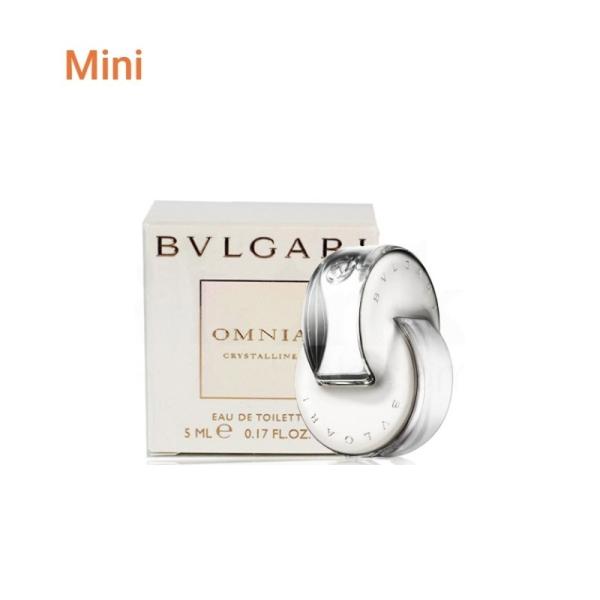 Nước hoa mini nữ Bvlgari crytalline 5ml