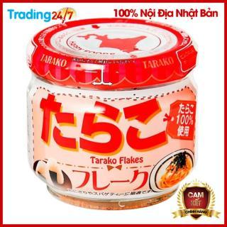 Trứng Cá Tuyết Ăn Dặm Cho Bé TARAKO Nội Địa Nhật Bản thumbnail