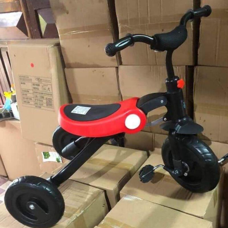 Phân phối Xe đạp 3 bánh gấp gọn cho bé, Quà Km EnfaGiá # 380k