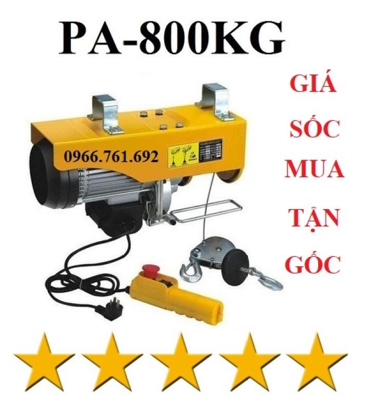 máy tời điện pa800