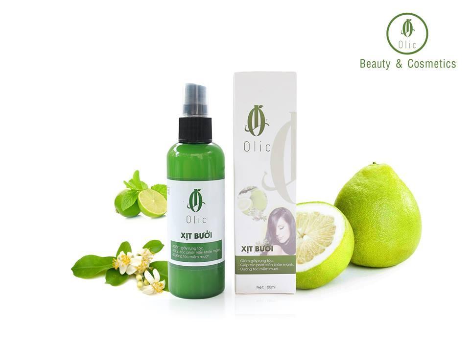 Xịt tóc giúp tóc M.oc nhanh & ngăn ngừa R.ung toc chinh hãng