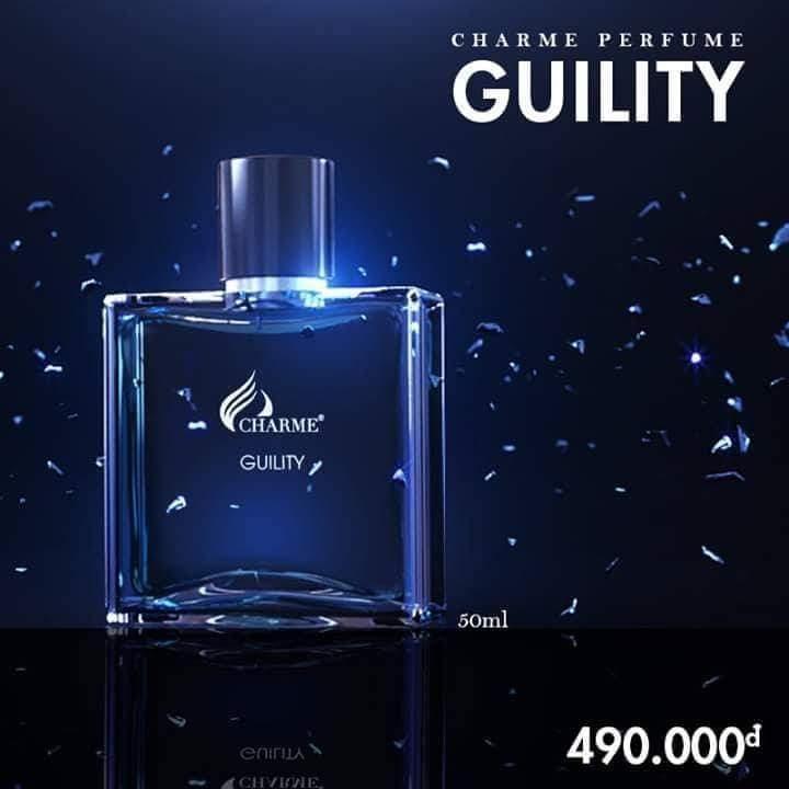 Nước hoa nam Charme Guility – ĐẲNG CẤP VÀ SANG TRỌNG (50ml)