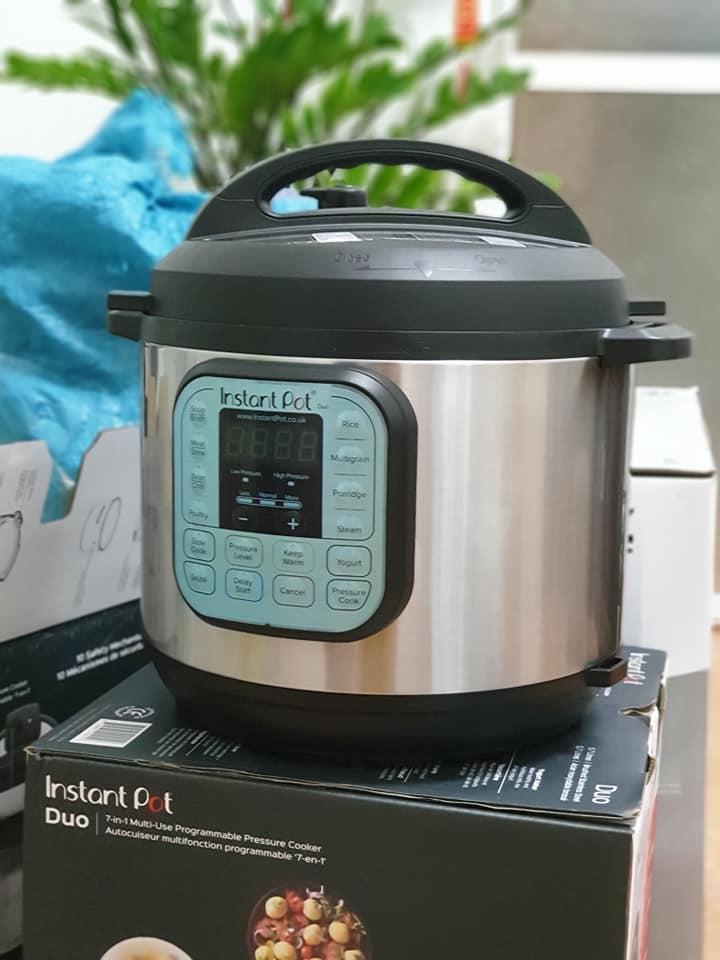 Nồi áp suất điện Instant Pot 5,7 L