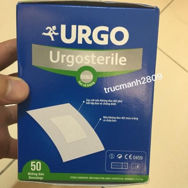 Urgo 53 x 70, chất lượng đảm bảo an toàn đến sức khỏe người sử dụng, cam kết hàng đúng mô tả cao cấp