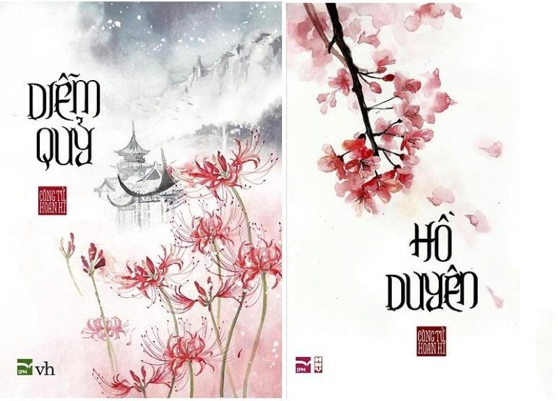 Mua Combo 2 Sách: Hồ Duyên - Diễm Quỷ ( Tặng bookmark )