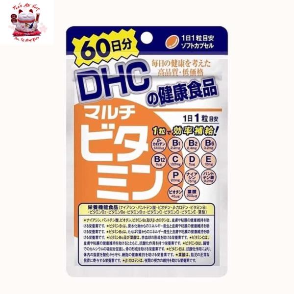 Viên Uống Dhc Tổng Hợp 60 Viên Nhật Bản cao cấp