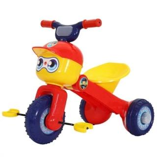 xe đạp TRẺ EM - xe đạp cho bé - xe cân bằng cho bé - xe con kiến - có đèn nhạc đầy đủ thumbnail