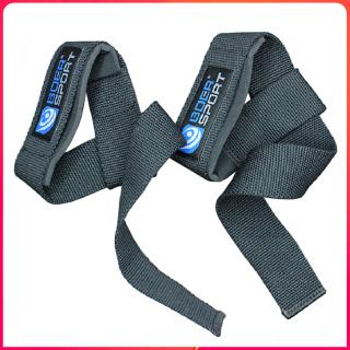 (Bộ 2 chiếc) Dây kéo lưng hỗ trợ tập deadlift thể hình tập gym dây kéo tạ dây hỗ trợ lên xà - Lifting Straps thumbnail