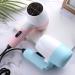 Máy sấy tóc mini giá rẻ gập gọn, máy sấy tóc đáng yêu công suất lớn dùng cực thích