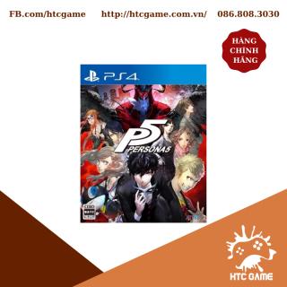 Đĩa PS4 Persona 5 cho máy PlayStation 4 thumbnail