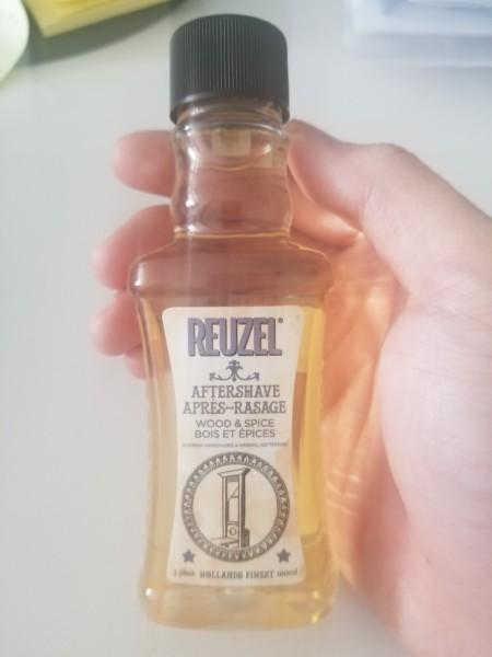 Dưỡng Da Sau Cạo Reuzel Wood & Spice Aftershave - 100ml