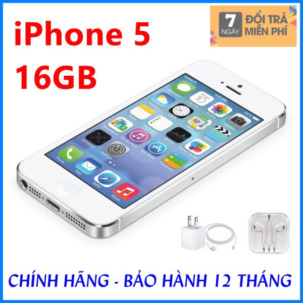 [CHÍNH HÃNG] Điện thoại וPhone 5 16GB - ĐẸP KEN
