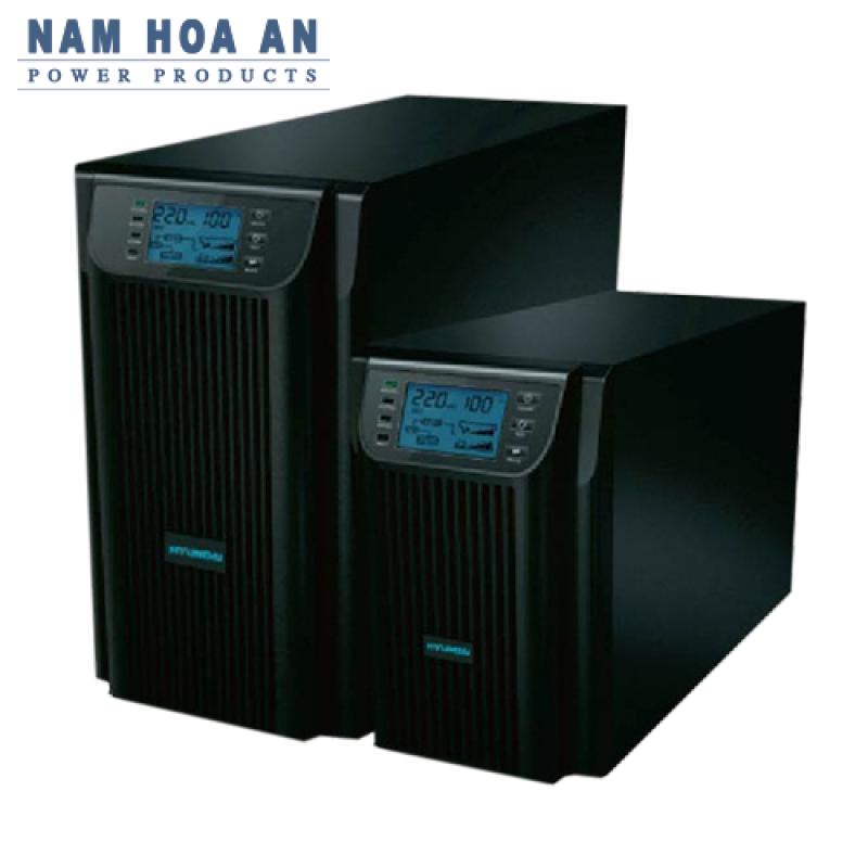 Bảng giá Bộ lưu điện UPS Hyundai 1KVA Online Phong Vũ