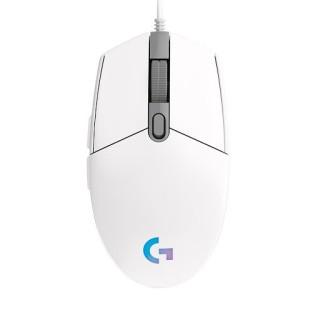Chuột Gaming Logitech G102 Gen2 Lightsync (Trắng) thumbnail