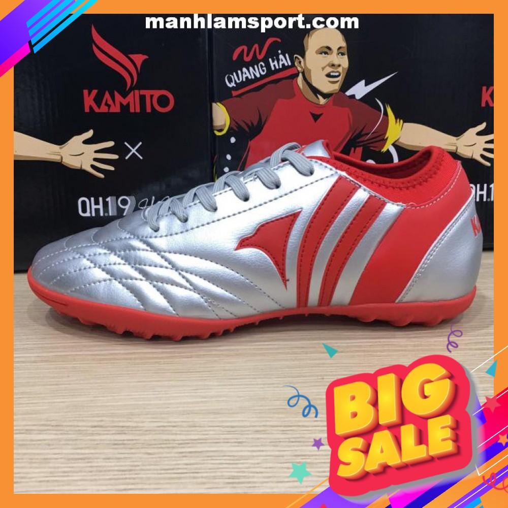 Giày đá bóng Kamito Espada - tặng 1 đôi tất chống trơn thumbnail