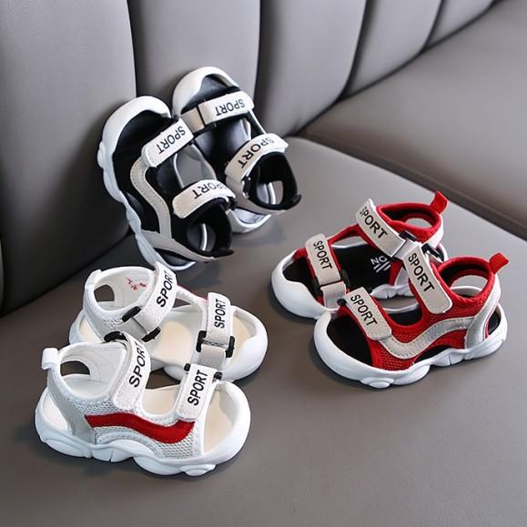 giày sandal tập đi cho bé Ankids 501 giá rẻ