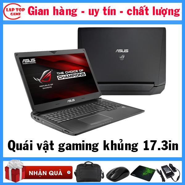 Laptop Asus G750JM - Quái Vật Game Core I7 4700hq, Ram 8g, Ssd 128+ Hdd 750g, Vga Gtx 765, Màn 17.3 Fhd 1920*1080 Có Giá Siêu Tốt
