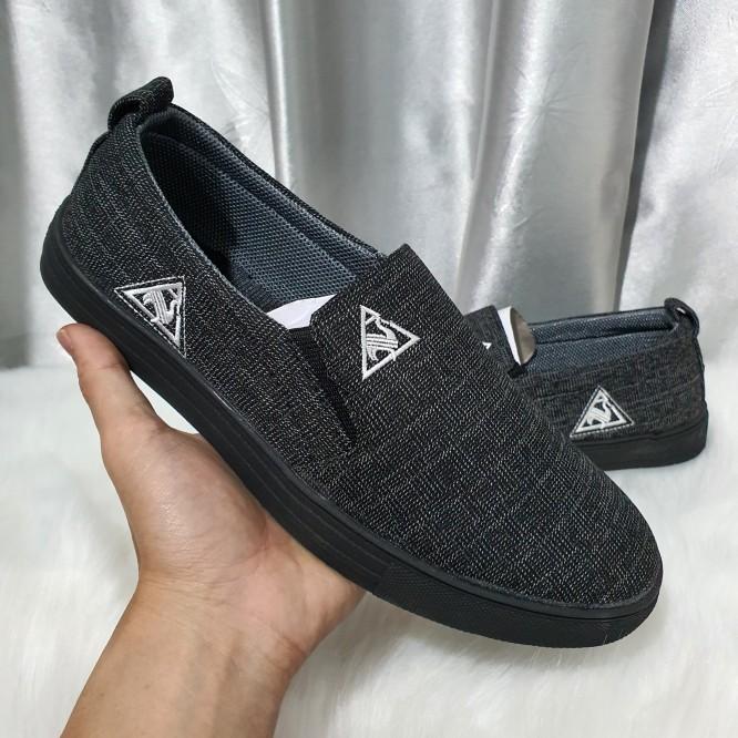 Giày Lười Vải Nam Thời Trang giá rẻ