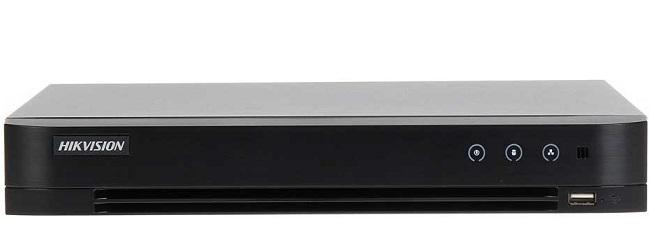 Đầu ghi hình Hybrid TVI-IP 4 kênh TURBO 4.0 HIKVISION DS-7204HQHI-K1/B
