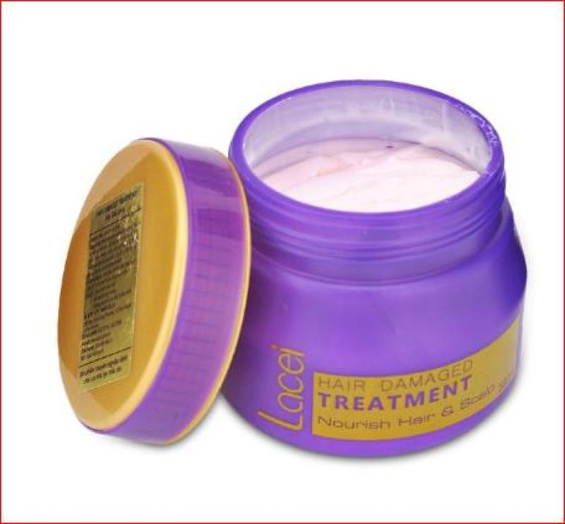 Hấp dầu phục hồi Lacei Hair Damaged Treatment 500ml giá rẻ