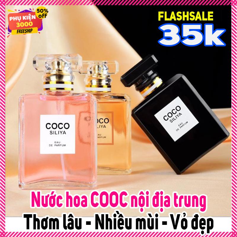 Nước hoa COOC hàng nội địa trung giá rẻ dành cho nam, nữ có nhiều mùi hương từ dịu ngọt đến quyến rũ, hương gỗ dành cho dân văn phòng công sở bỏ túi mini tiện dụng giá bình dân thơm lâu cả ngày - nuoc hoa nam nu - nuoc hoa