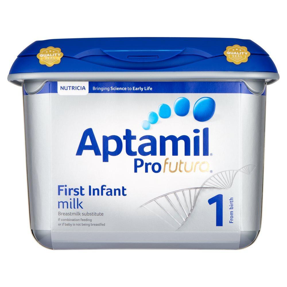 Sữa Aptamil Profutura số 1 (Anh) (800g) dành cho trẻ