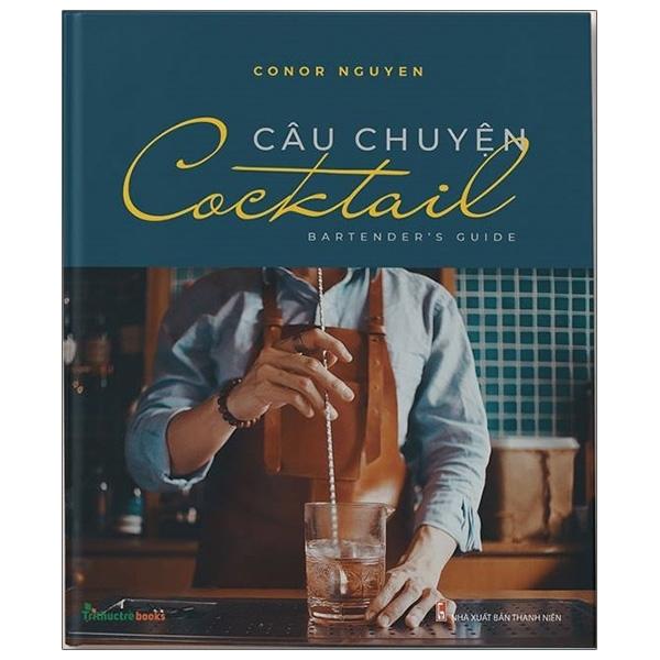 Fahasa - Câu Chuyện Cocktail - Bartender'S Guide