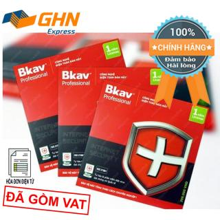 Phần mềm diệt virút chuyên nghiệp BKAV Pro Internet Security Hãng Phân phối chính thức thumbnail