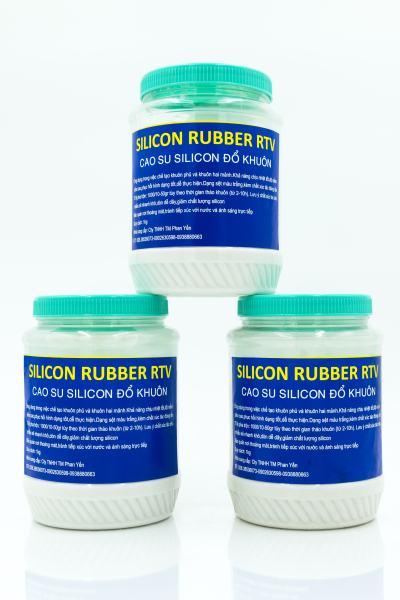 Silicon đổ khuôn [Silicon Rubber RTV 828] dẻo,chịu nhiệt