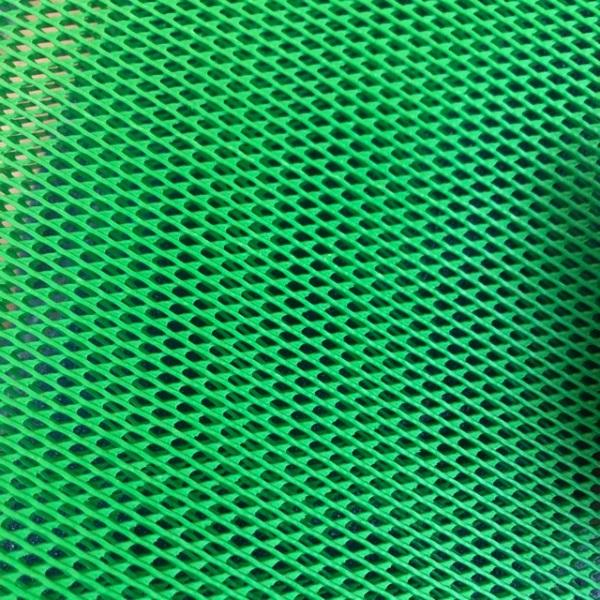 Lưới làm lồng đẻ cho cá lỗ 3li, màu xanh lá và đen(1 mét(Xanh))
