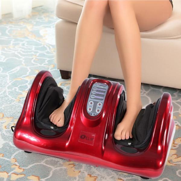 Máy massage chân giúp lưu thông máu tốt