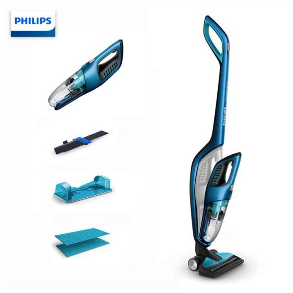 Máy hút bụi dùng pin cầm tay 3 trong 1 nhãn hiệu Philips FC6405/81 công suất 220W