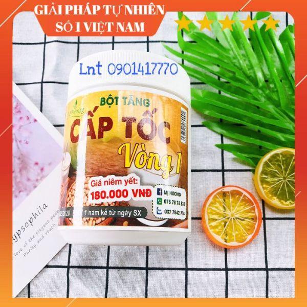 Bột Tăng Vòng 1 Cấp Tốc Mị Hương - 100% Mầm Đậu Nành. Giải Pháp Cho Ngực Lép, Xệ. giá rẻ