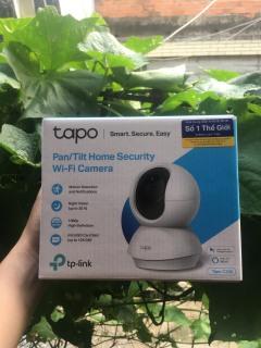 Camera Wi-Fi TP-Link Tapo C200 1080P (2MP) An Ninh Gia Đình Có Thể Điều Chỉnh Hướng thumbnail