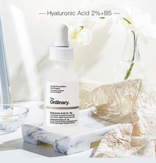The Ordinary Hyaluronic Acid 10% + B5 Serum dưỡng ẩm chuyên sâu giúp da căng mọng Moisturizing Skin Care Firming Serum 30ml thumbnail