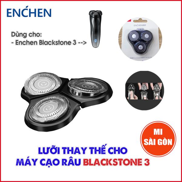 Lưỡi cạo râu thay thế cho máy cạo râu Enchen Blackstone 3