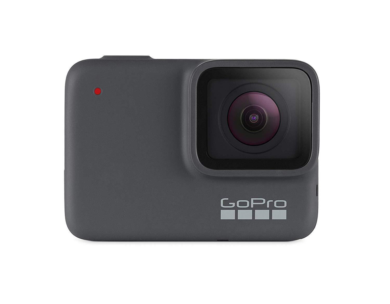 Máy quay GoPro Hero7 Black + silver - Bảo Hành 12 Tháng Nhật Bản