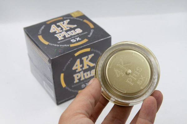 [HCM]kem dưỡng da mặt 4K Plus Thái Lan (mờ nám tàn nhang mờ thâm mụn trắng da)