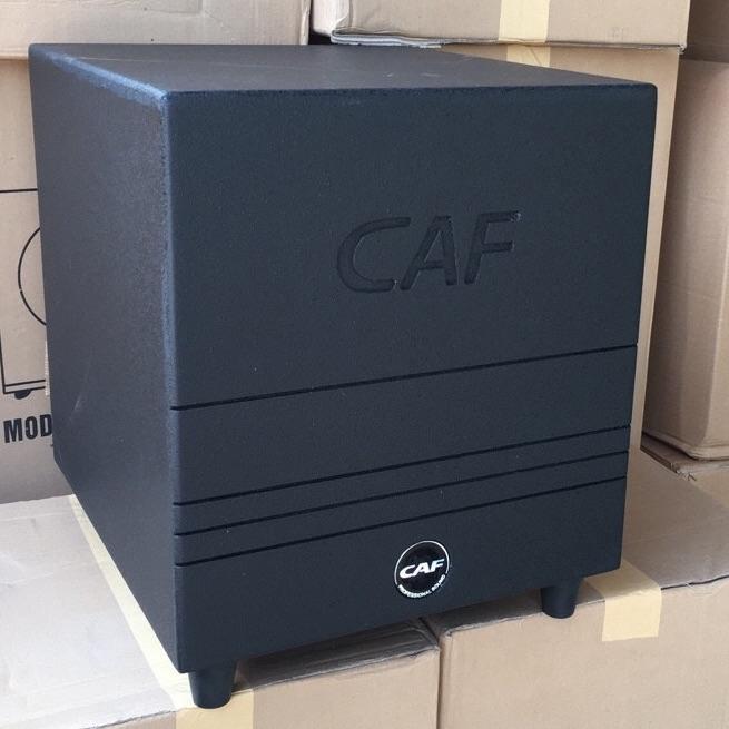 Loa sub điện - loa trầm điện CAF 3 tấc - Đánh siêu lực - Hàng nhập khẩu nguyên chiếc china