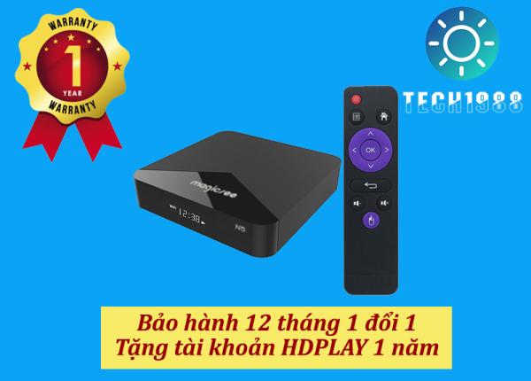 Bảng giá ANDROID TIVI BOX MAGICSEE N5 – ANDROID 9.0 RAM 2GB ROM 16GB – CHIP S905X Điện máy Pico