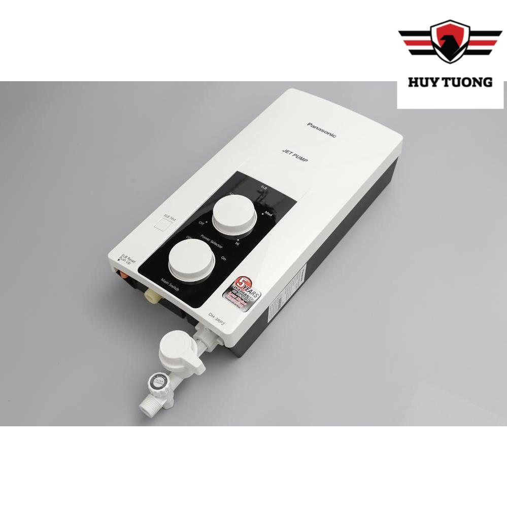 Giá Máy nước nóng Panasonic DH-3RP2VK ( có bơm trợ lực ) ( Bảo hành 5 năm ) - Huy Tưởng