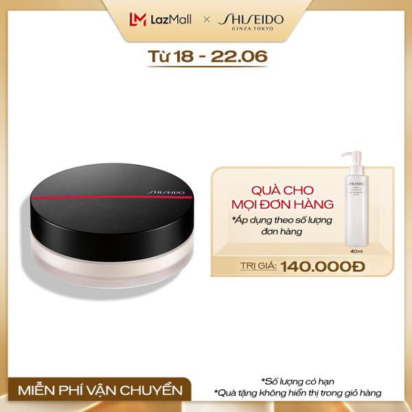 Phấn phủ dạng bột Shiseido Synchro Skin Invisible Silk Loose Powder 6g giá rẻ