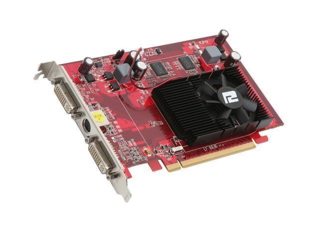 Giá VGA POWERCOLOR AX3650 512M D2 CŨ