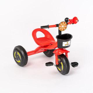 Xe đạp 3 bánh trẻ em Đại Phát Tài cá tính dành cho trẻ từ 3 đến 5 tuổi thumbnail
