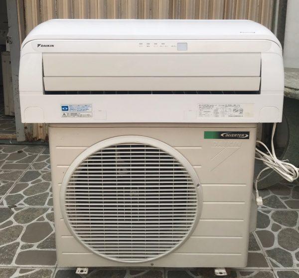 Máy Lạnh Daikin Inveter Ion, plasma, Autoclear 2.0HP nội địa Nhật Bản