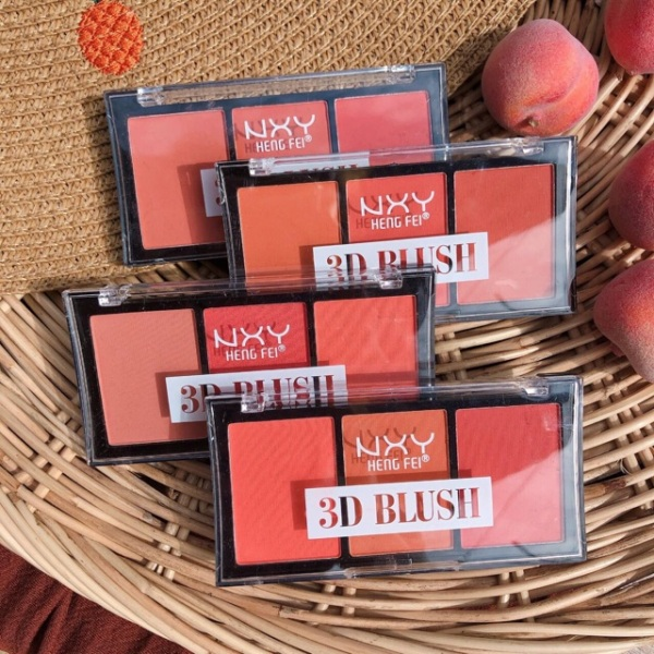 Má hồng NXY 3D Blush, cam kết sản phẩm đúng mô tả, chất lượng đảm bảo, an toàn cho người sử dụng giá rẻ