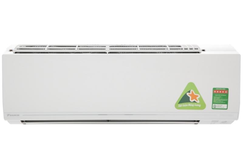 [Trả góp 0%]Điều hòa Daikin FTKC35UAVMV/RKC35UAVMV 1 chiều Inverter cao cấp làm lạnh nhanh cảm biến nhiệt độ bên ngoài mát lạnh sâu