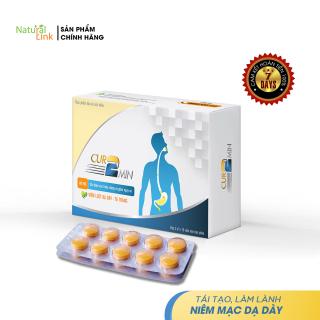 Viên nghệ Cur2min - Cải thiện trào ngược dạ dày sau 7 ngày ( Nghiên cứu bởi ĐH Y Dược TP.HCM) thumbnail