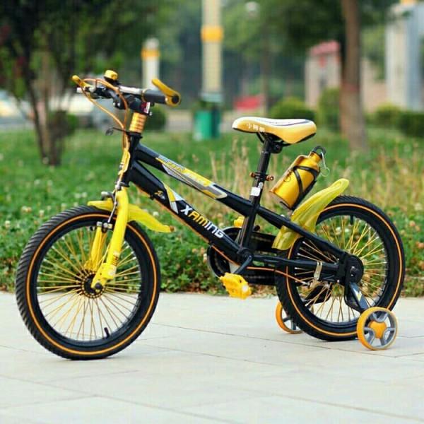 Mua Xe đạp thể thao xamin nam tặng bình nước và dầu tra xích 20